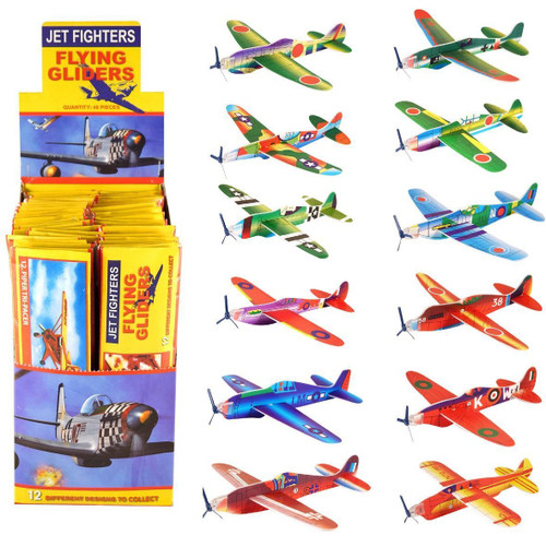 Party Favor Flying Gliders