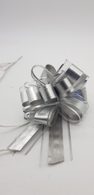 Deluxe Pullbow Silver