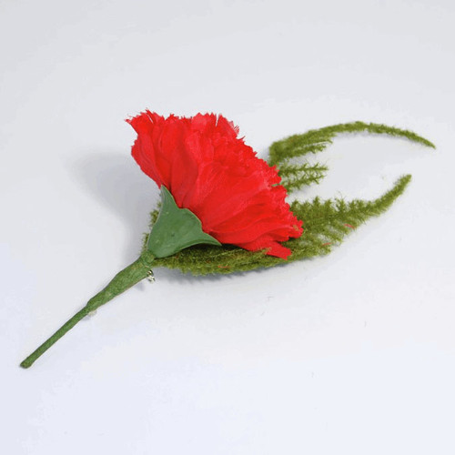 Carnation Red Corsage_Buttonhole