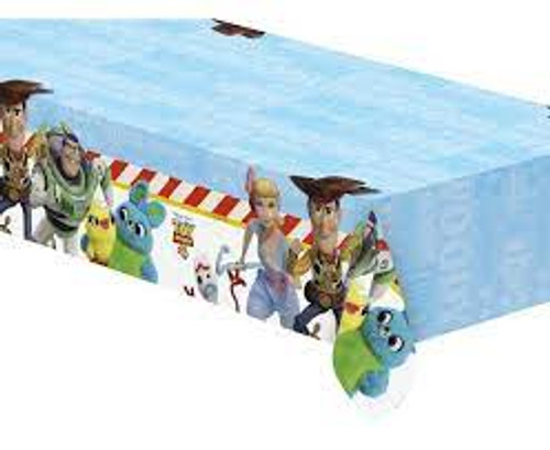 Toy Story 4 Table Cover 120x180cm
