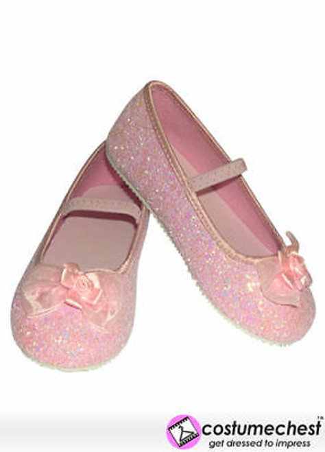 Pink Party Shoes 25 to 26