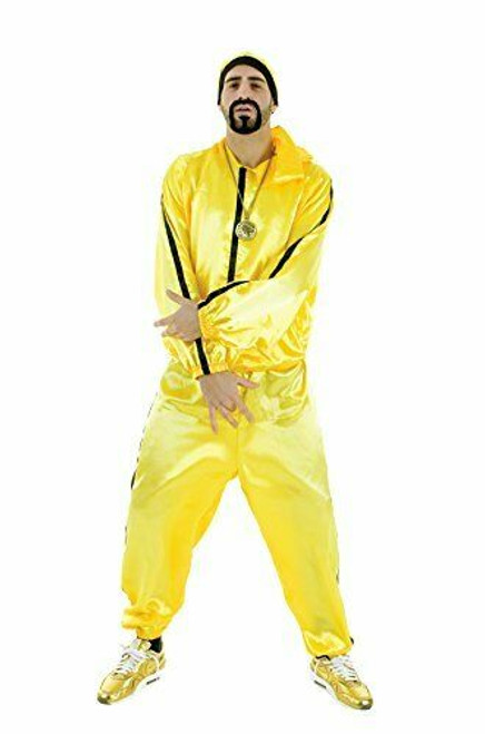 Ali G Size XL Hip Hop With Glasses