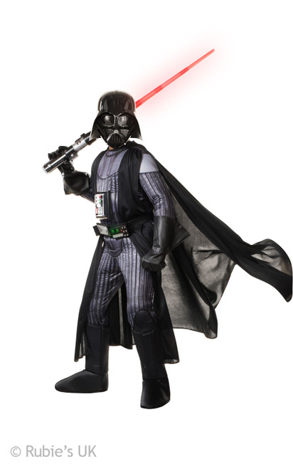 Darth Vader Small Age 3 to 4 Years