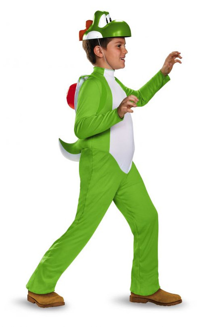 Super Mario Brothers Yoshi Deluxe Large Age 10 to 12