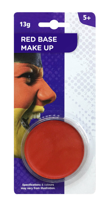BASE FACE PAINT RED 13g