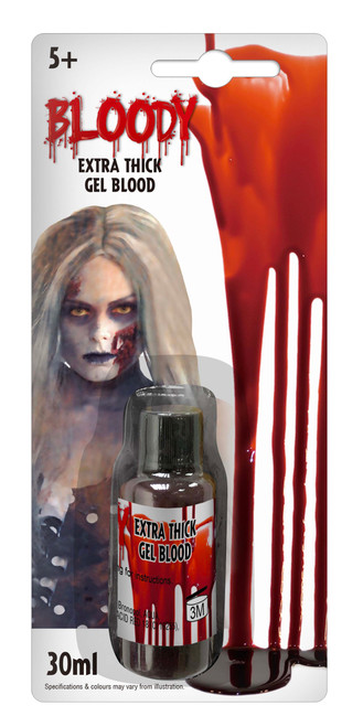 EXTRA THICK GEL BLOOD 30 ML