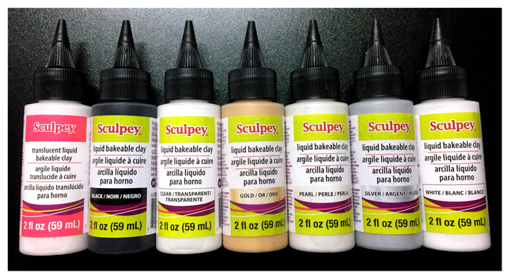 Sculpey® Liquid Bakeable Clay