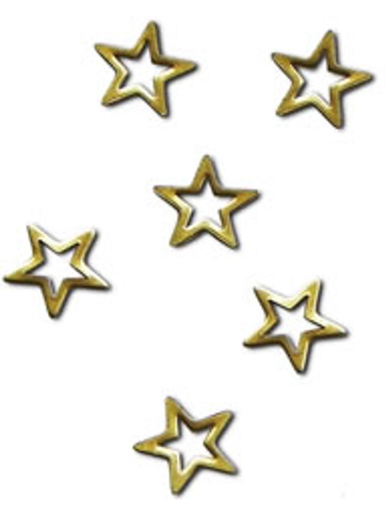 Open Star Charms Lisa Pavelka