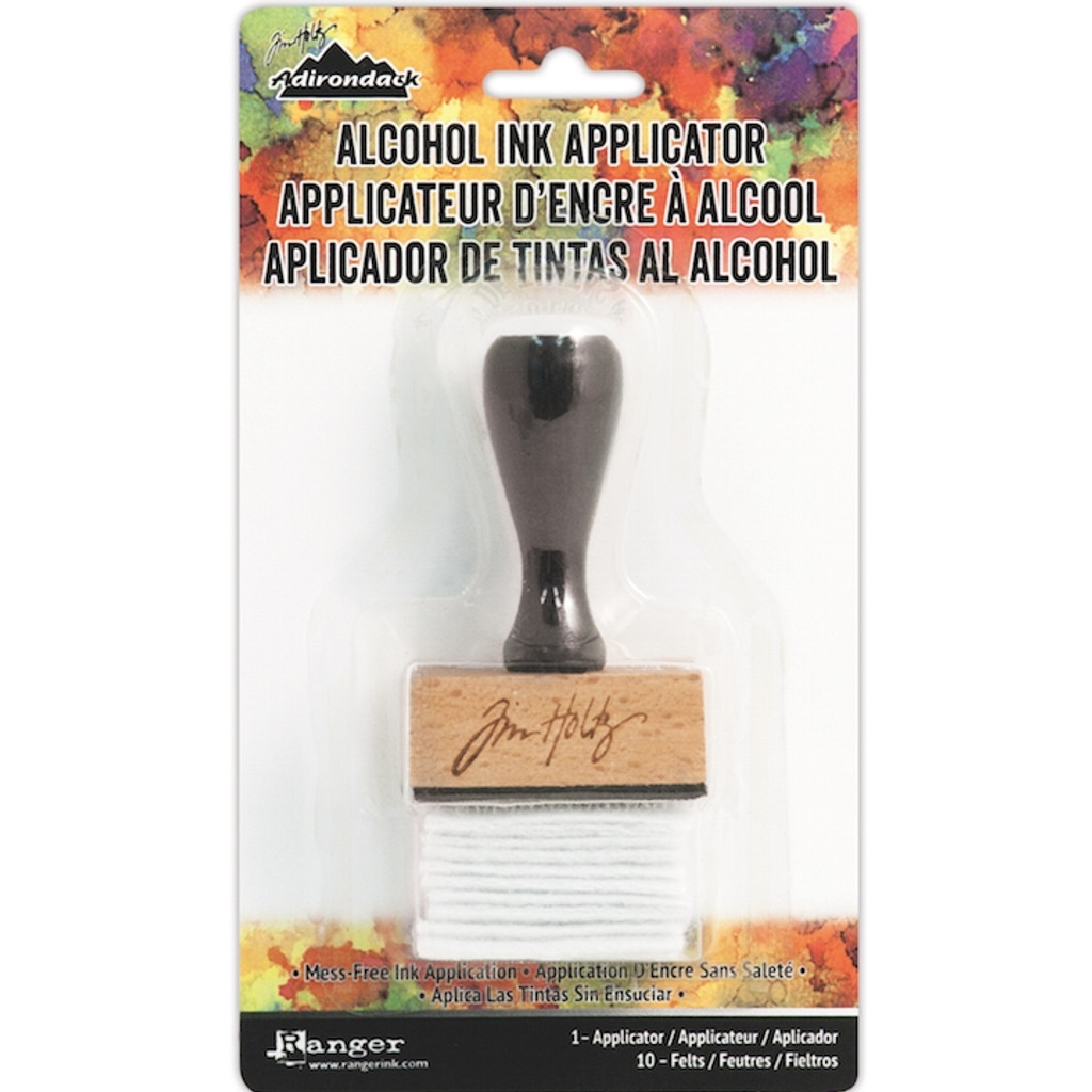Alcohol Ink Applicator and Refill Felt
