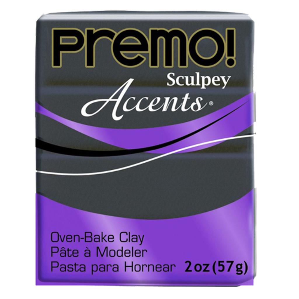 Premo! Sculpey® Accents - Graphite Pearl