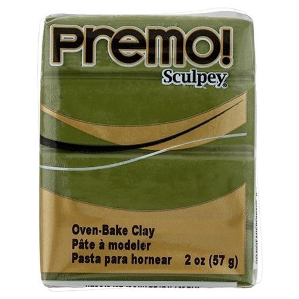 Premo! Sculpey® - Spanish Olive