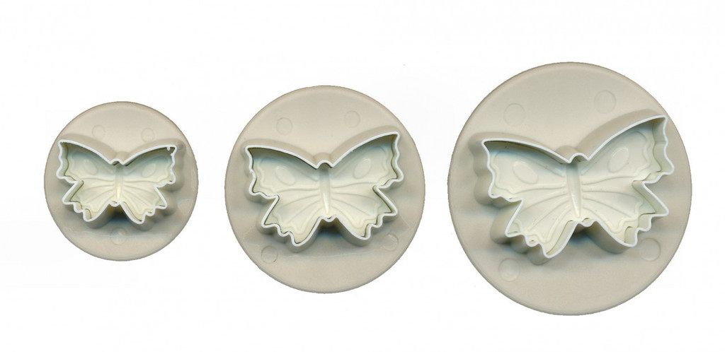 Butterfly Embossing Cutters 3 pc. Set A
