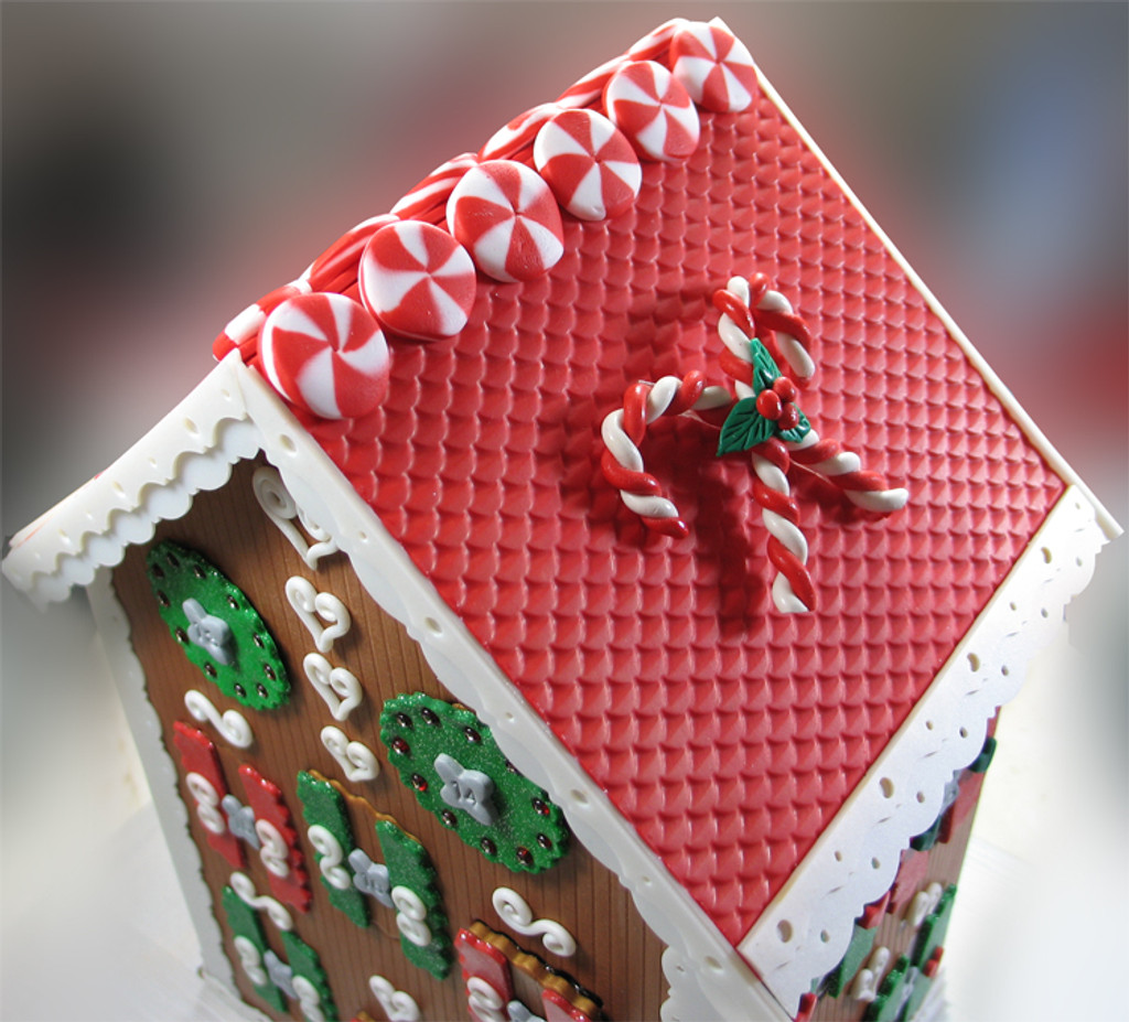 Gingerbread House and more Projects