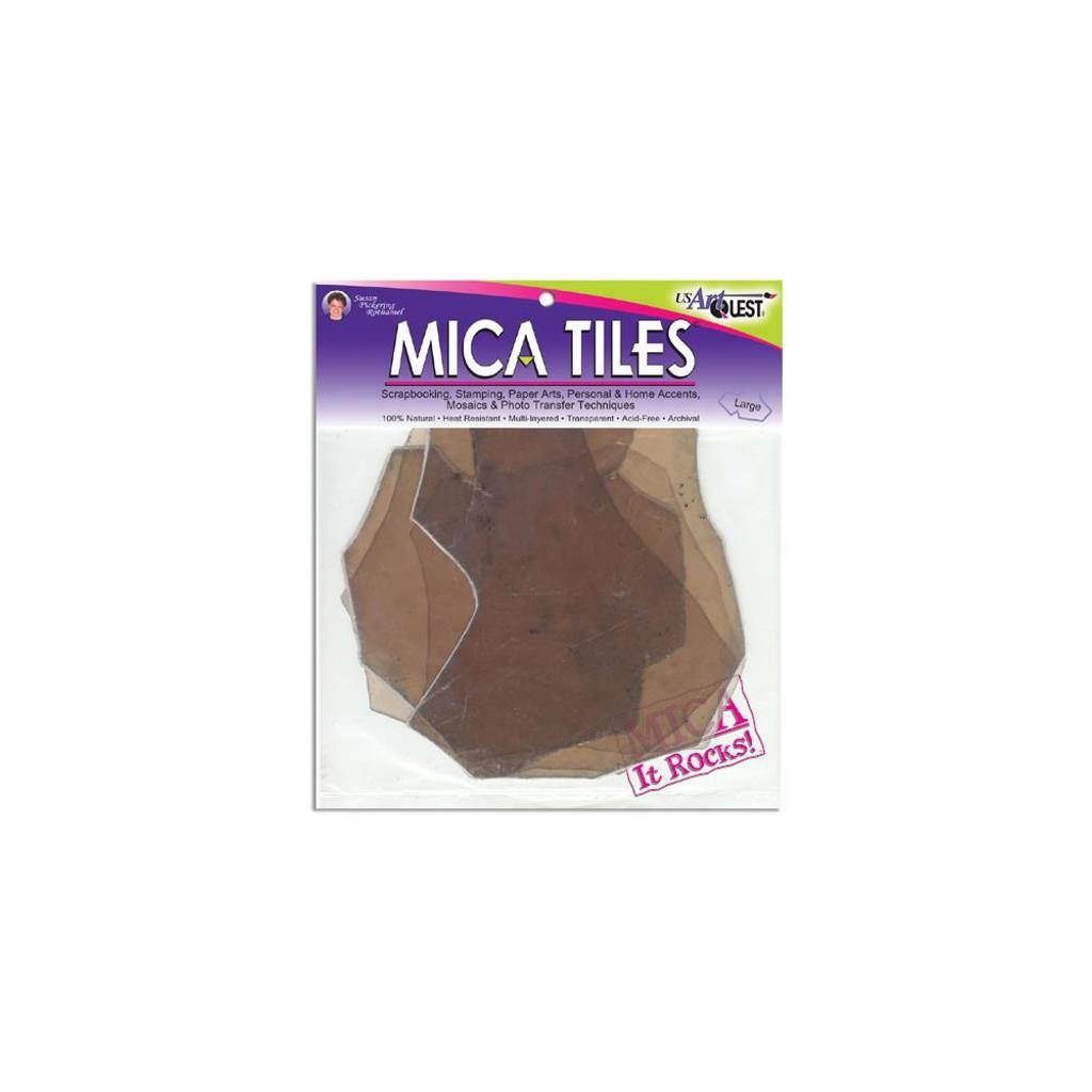 Natural Mica Tiles