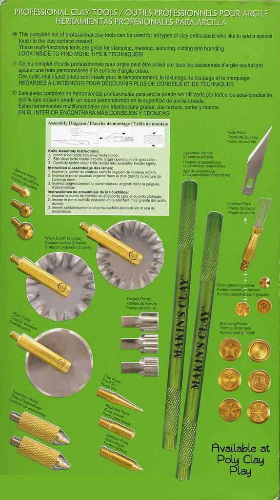 Makin's Tool Set