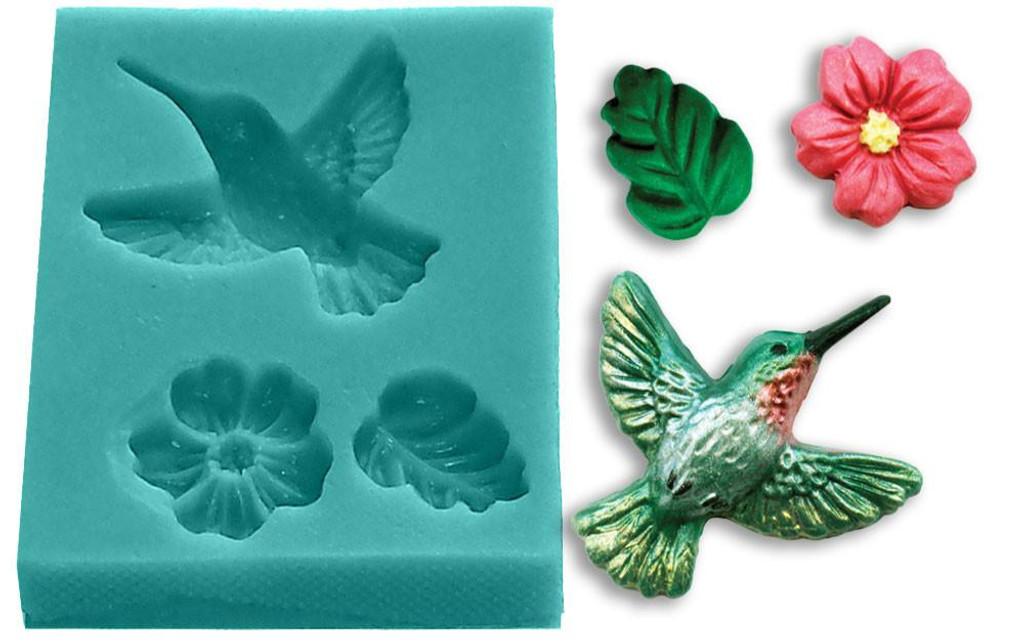 Mini Mold - Hummingbird