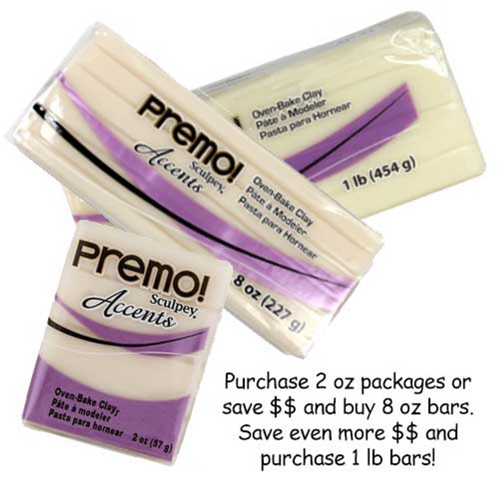 Premo! Sculpey® Accents - Translucent