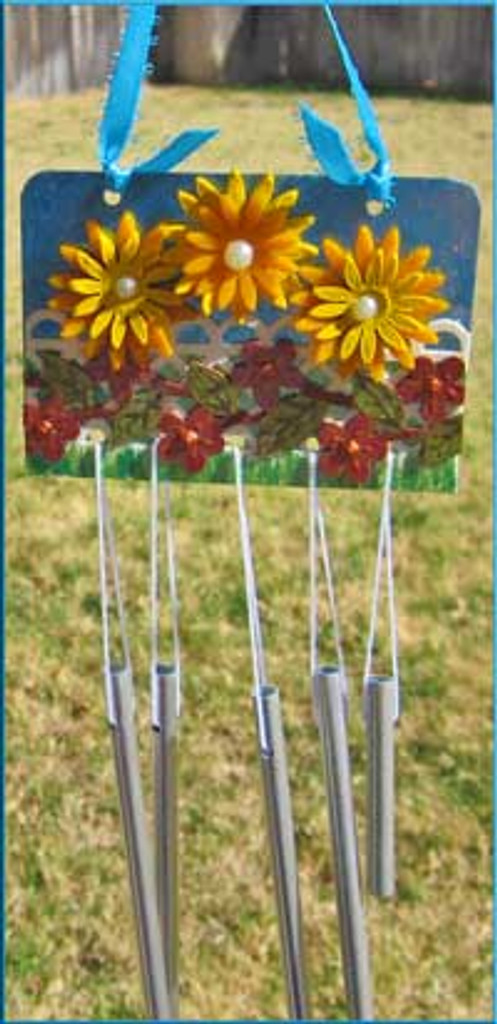 Daisy Wind Chimes 3 Tutorials