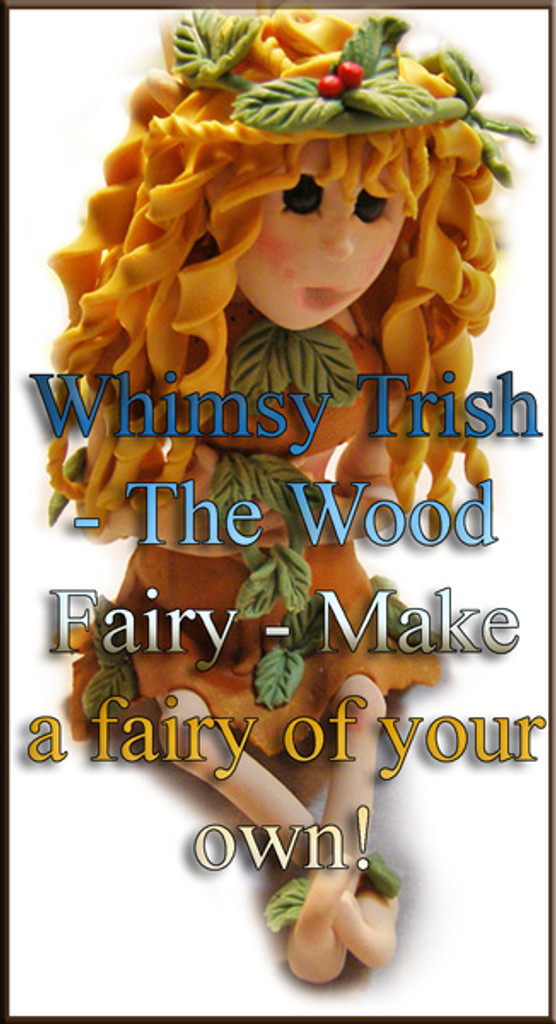 Whimsy Trish Fairy Class