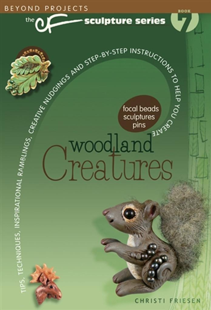 Christi Friesen Woodland Creatures Book 7