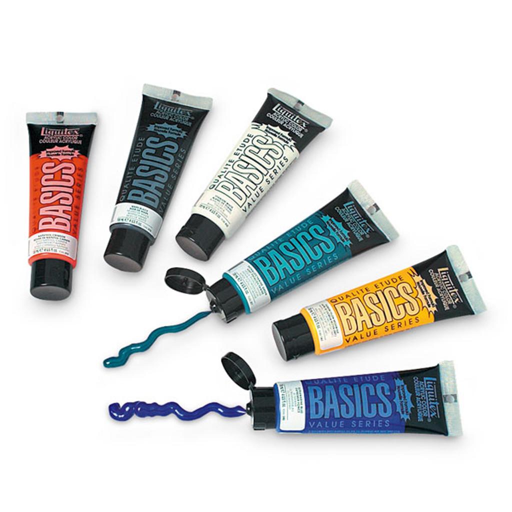 Liquitex Basics Acrylic Paint 4 oz