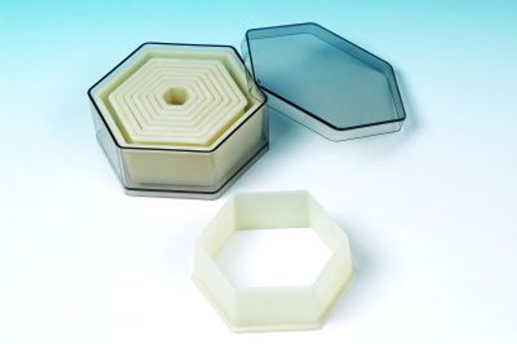 Hexagon 9 Piece Set