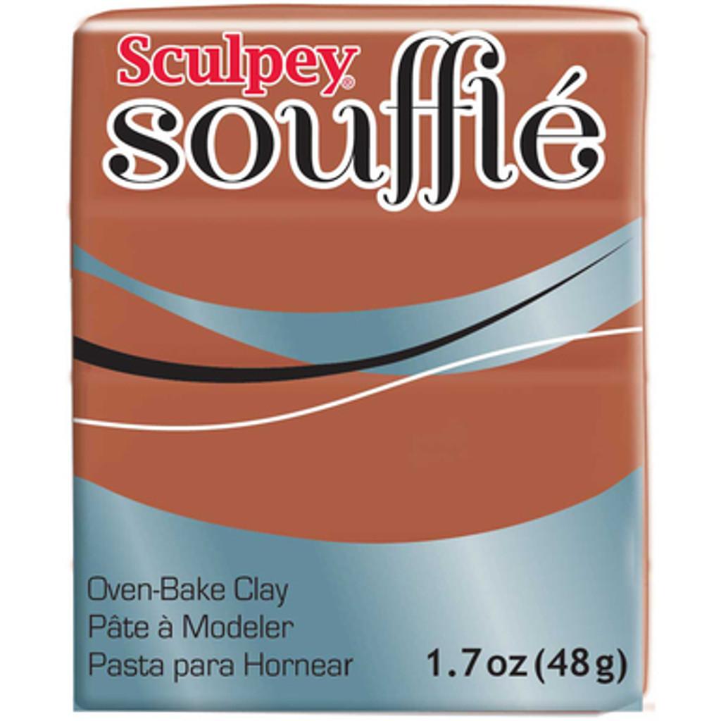 Sculpey Souffle - Cinnamon