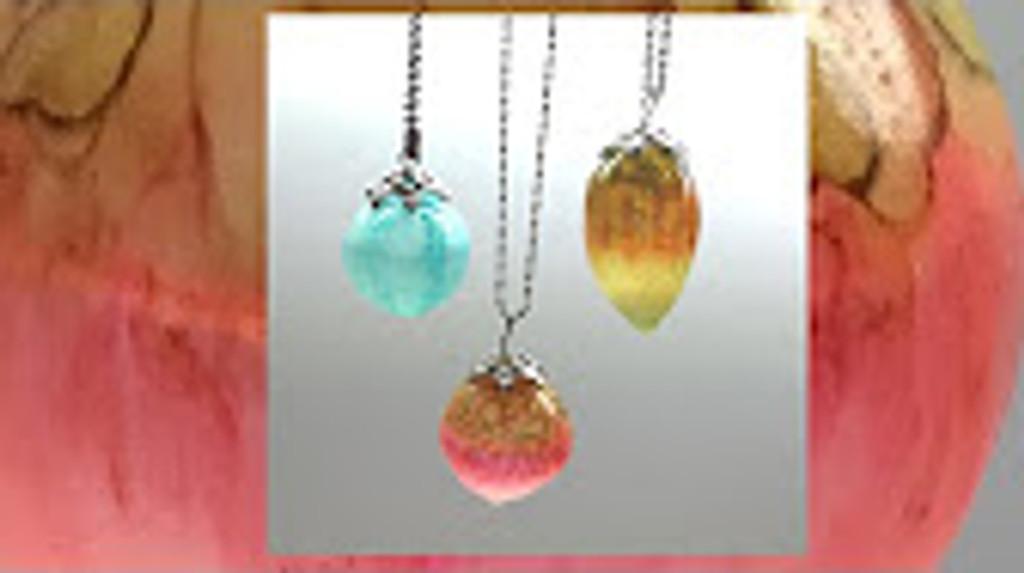 Liquid Fimo Gel Translucent Beads