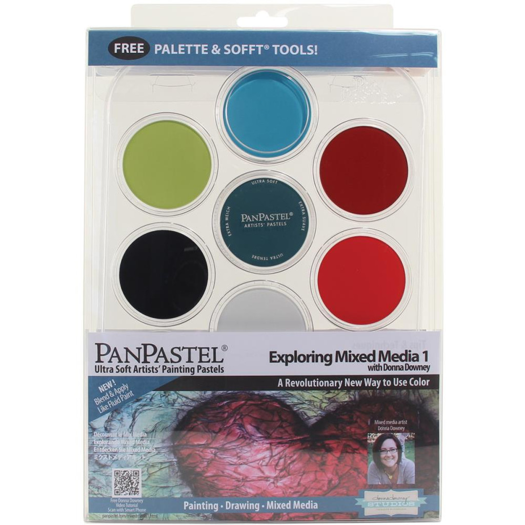 PanPastel Ultra Soft Artist Pastel Set #1