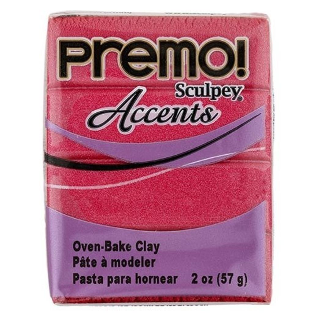 Premo! Sculpey® Accents - Magenta Pearl