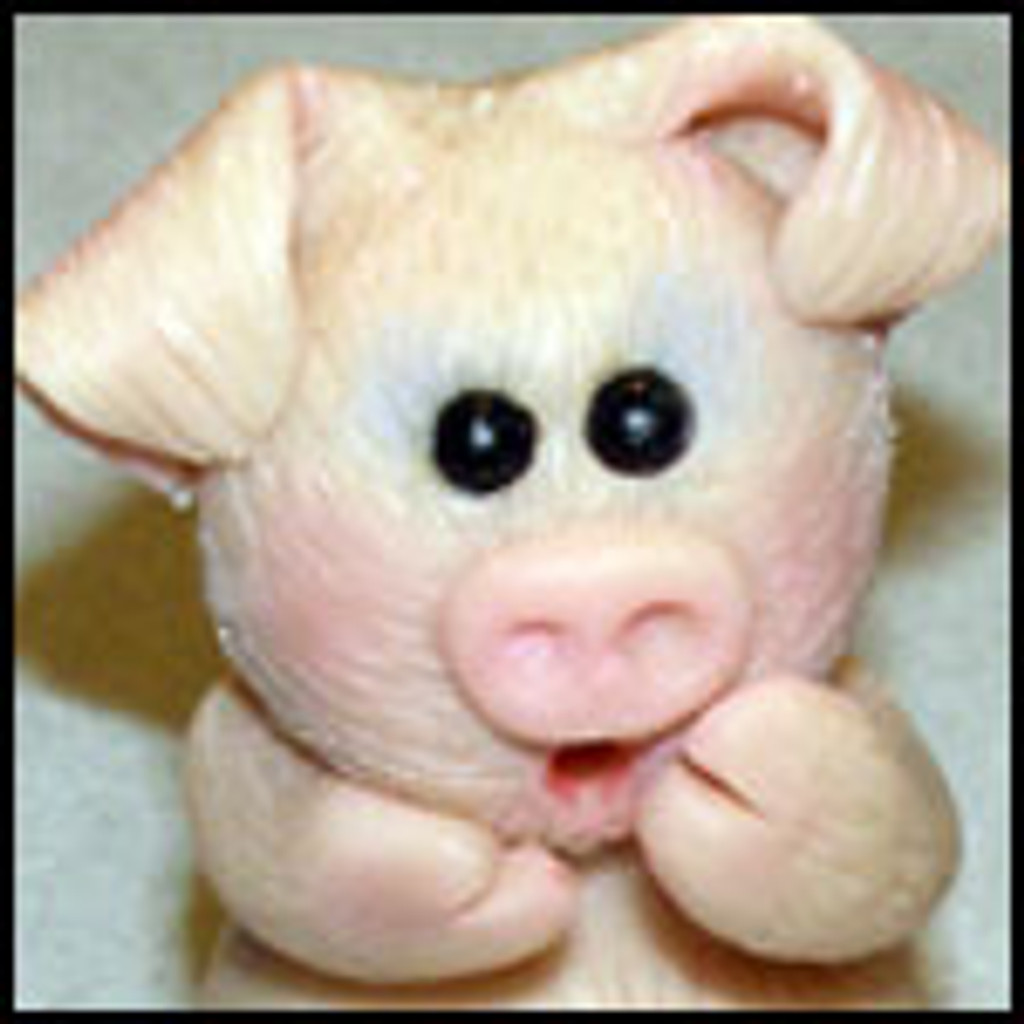 Curly The Pig Tutorial