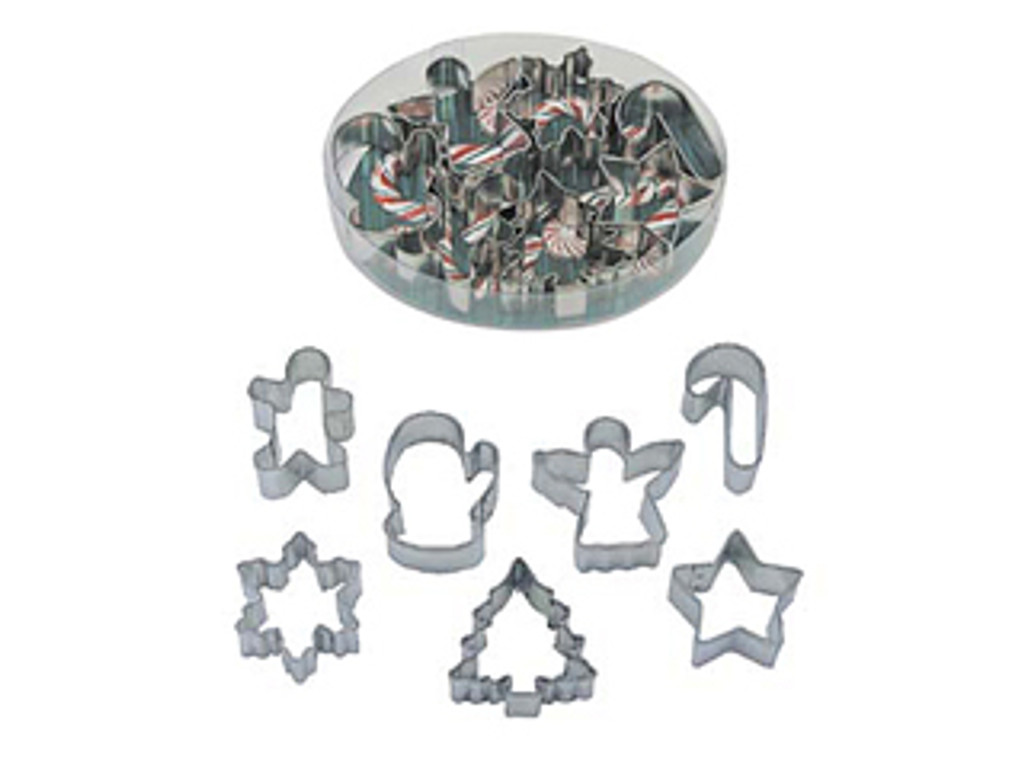 Cutters Mini Christmas 7 Pc Set