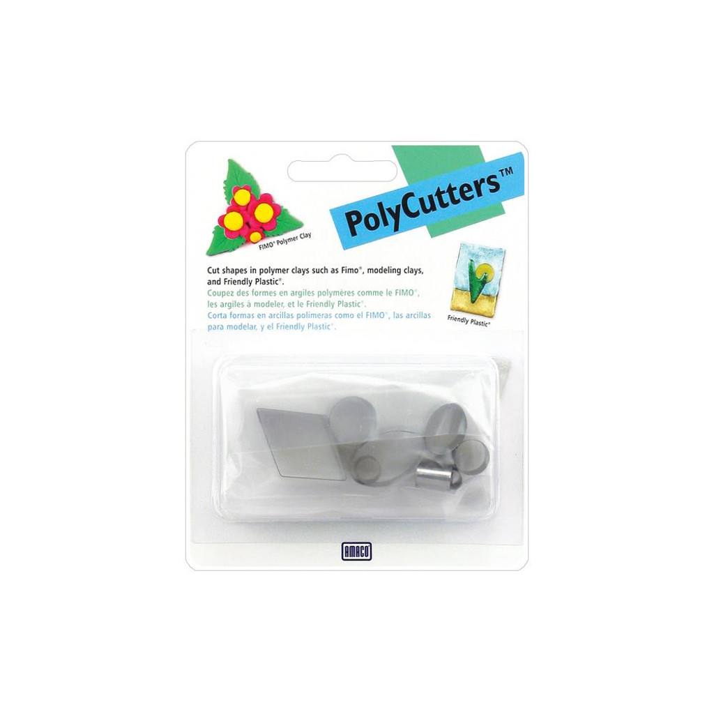 Poly Cutters Set 6