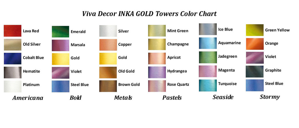 Inka Gold Sample Towers