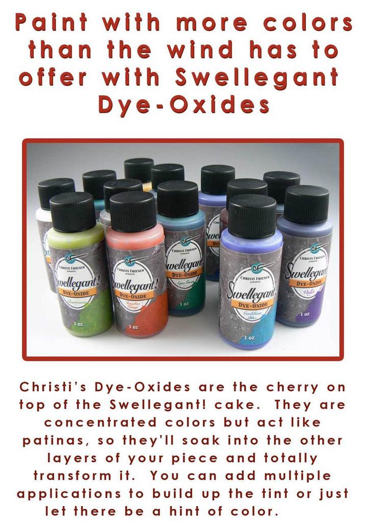 Swellegant Dye Oxides
