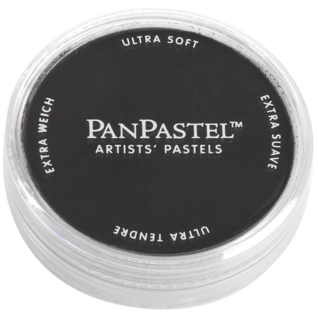 Black PanPastel Ultra Soft Artist Pastel 9ml