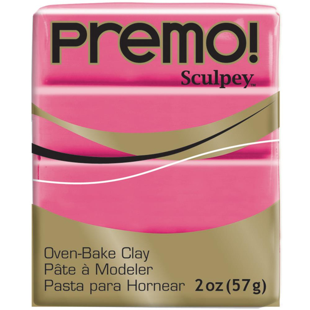Premo! Sculpey® - Fluorescent Pink