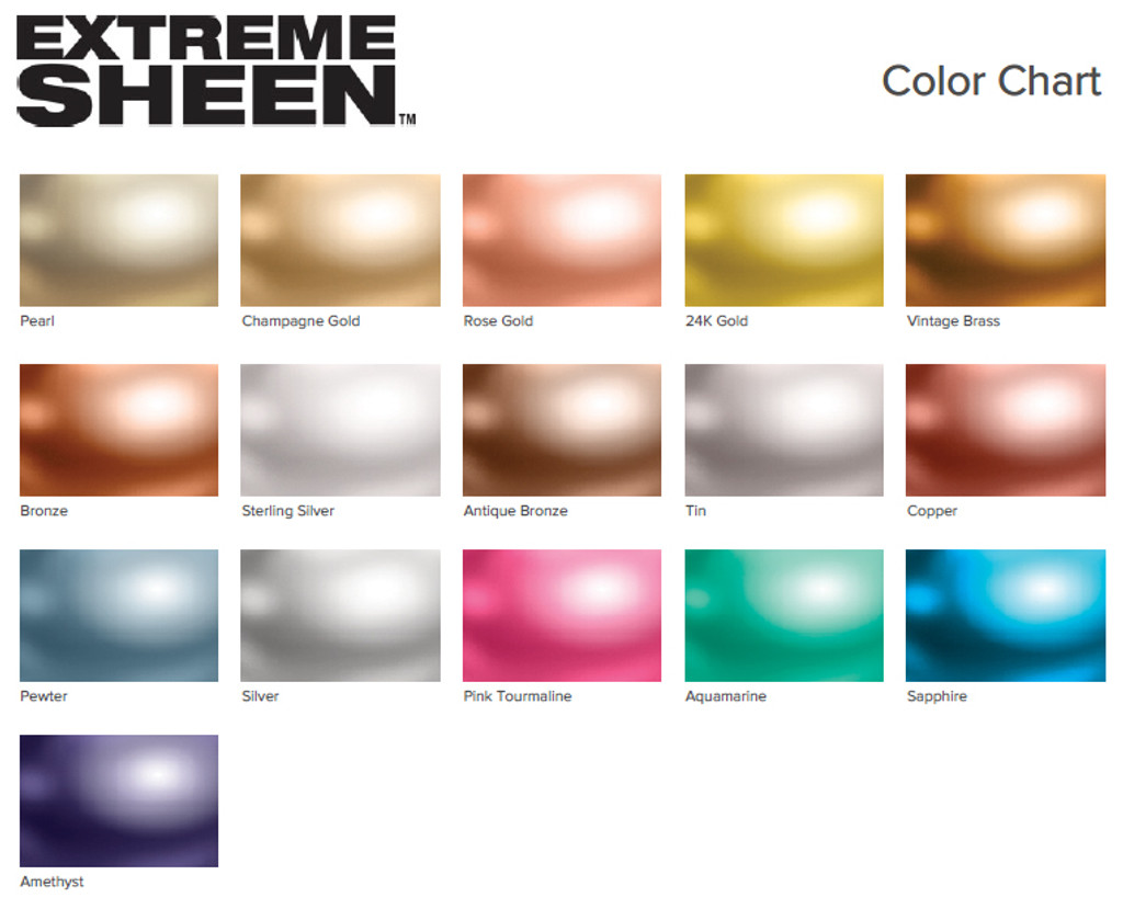 Extreme Sheen Paint 2 oz Pearl
