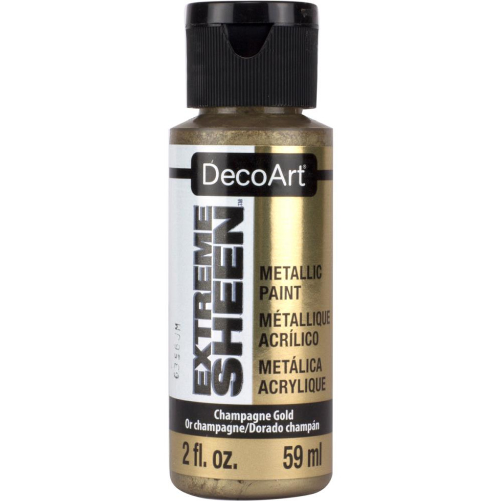 Extreme Sheen Paint 2 oz Champagne Gold