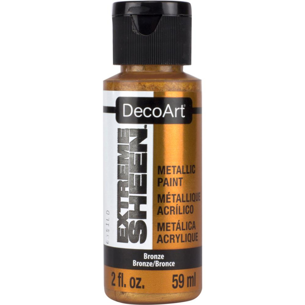 Extreme Sheen Paint 2 oz Bronze