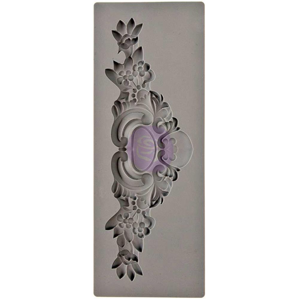 Antoinette - Iron Orchid Designs Vintage Art Decor Mould
