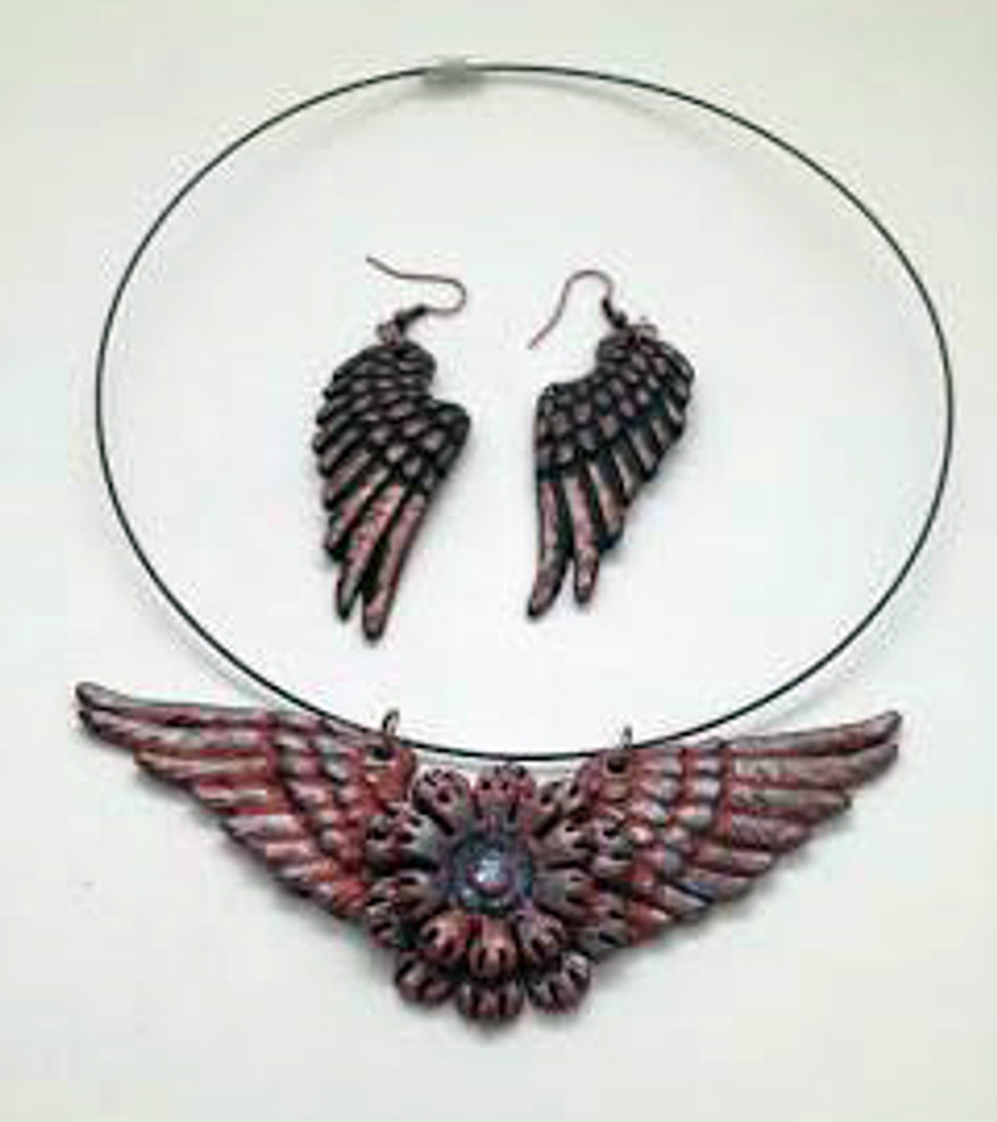 Wing Bling Mold