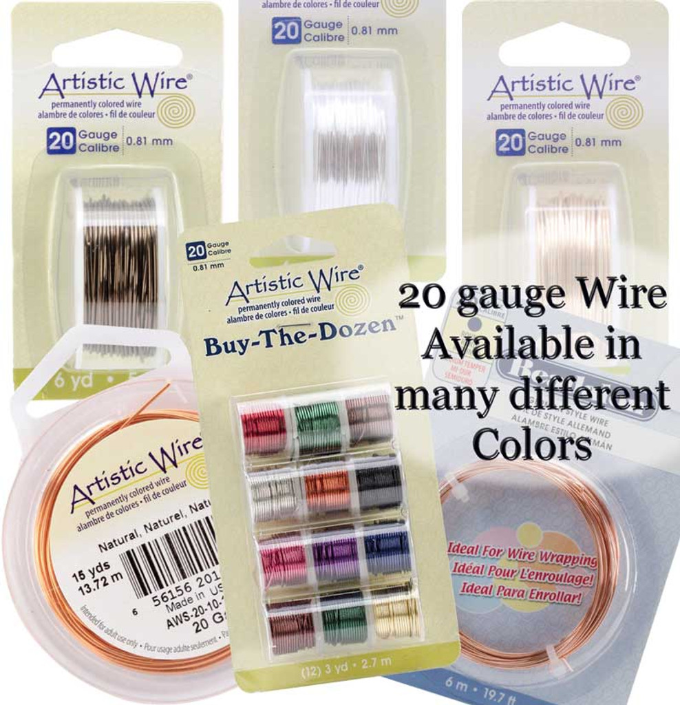 Various Colored 20ga Wires
