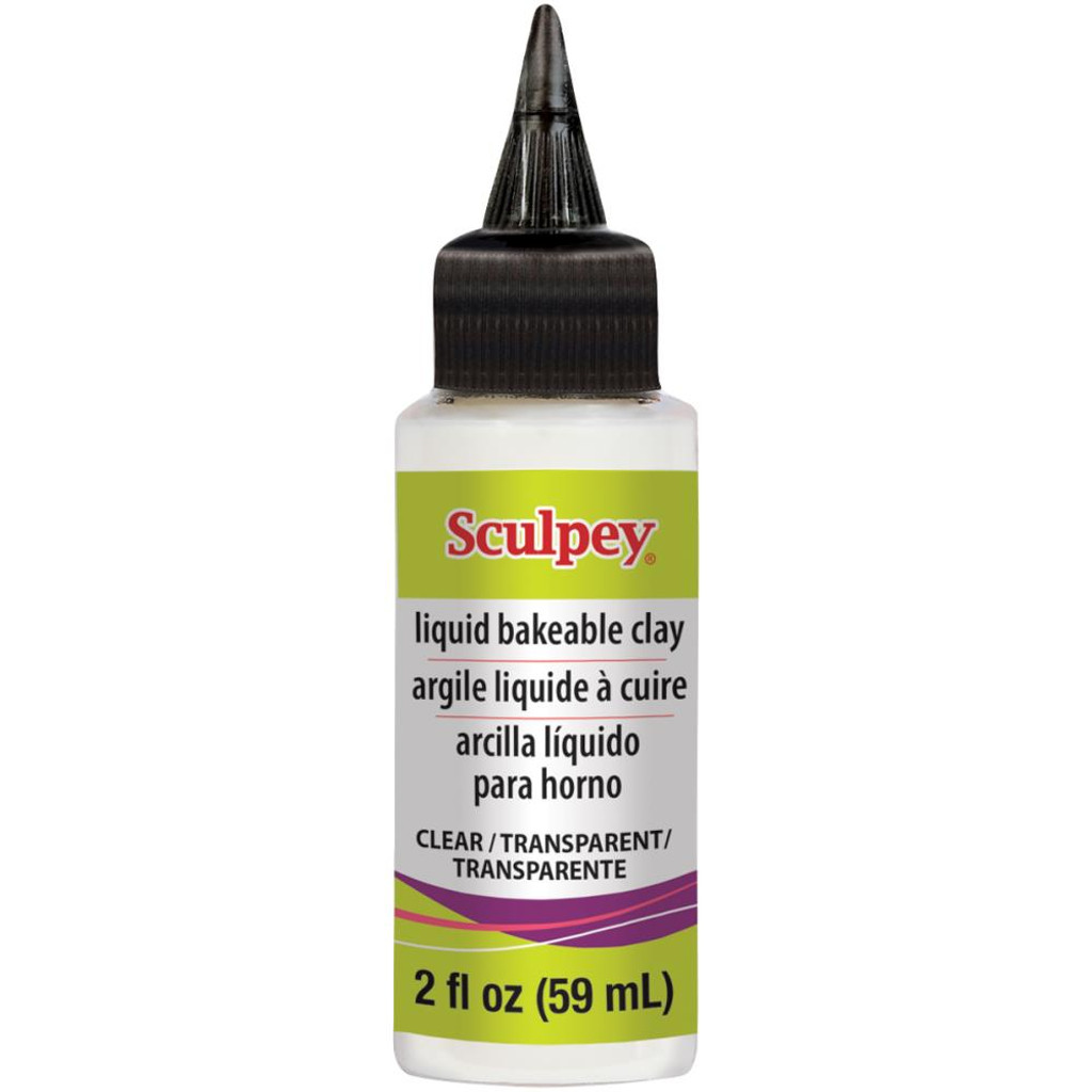 Sculpey® Liquid Bakeable Clay Clear