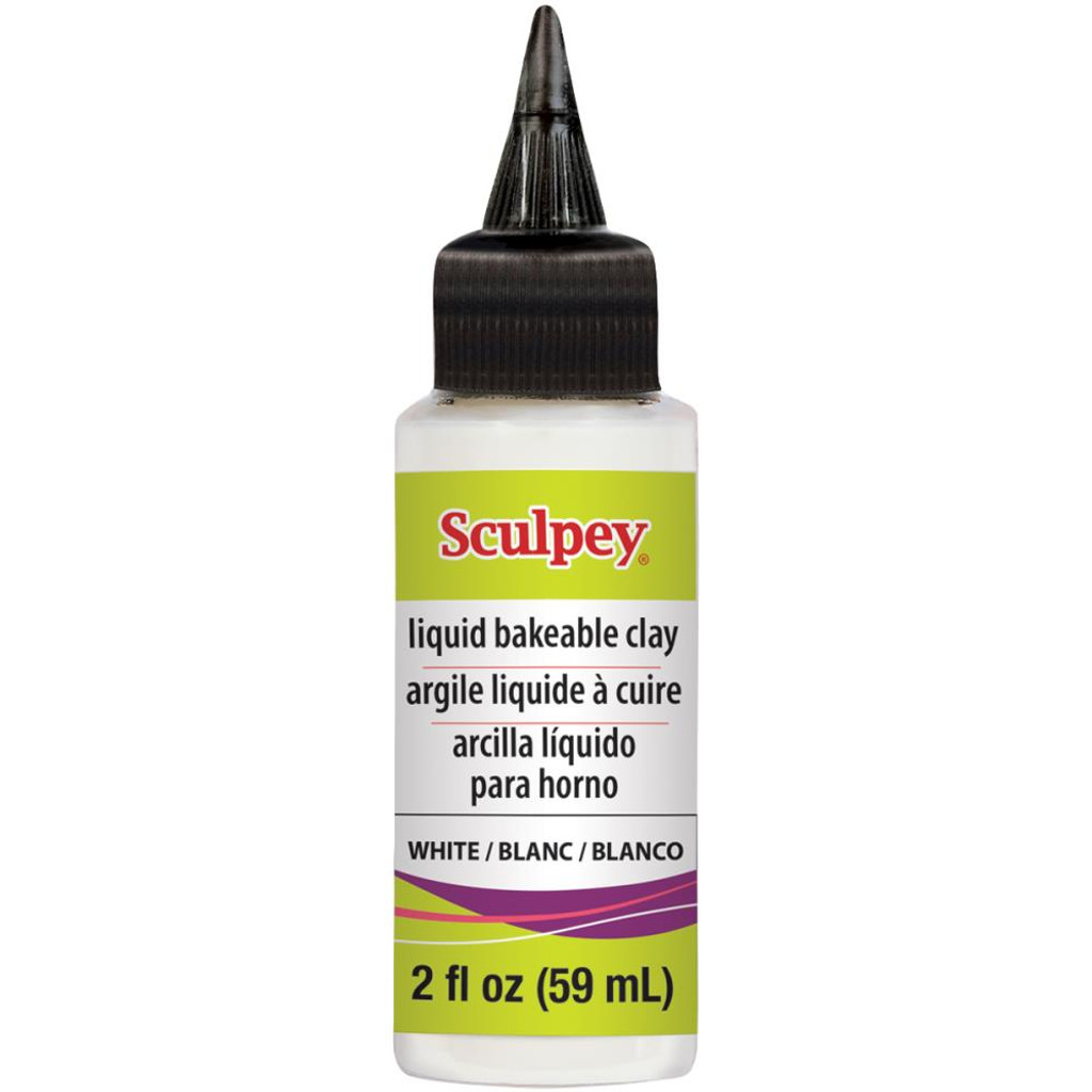 Sculpey® Liquid Bakeable Clay White