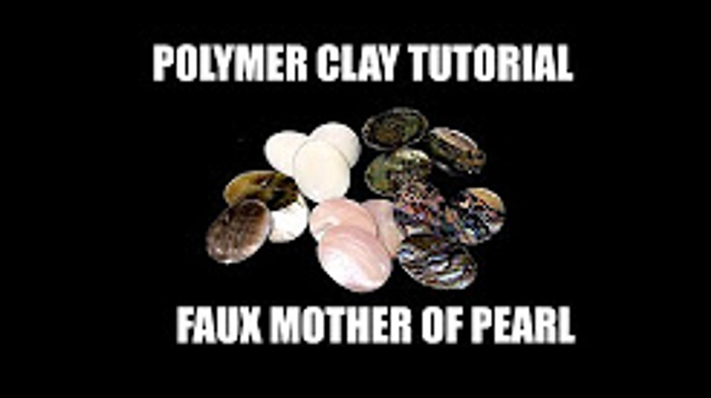 Pardo Faux Mother of Pearl