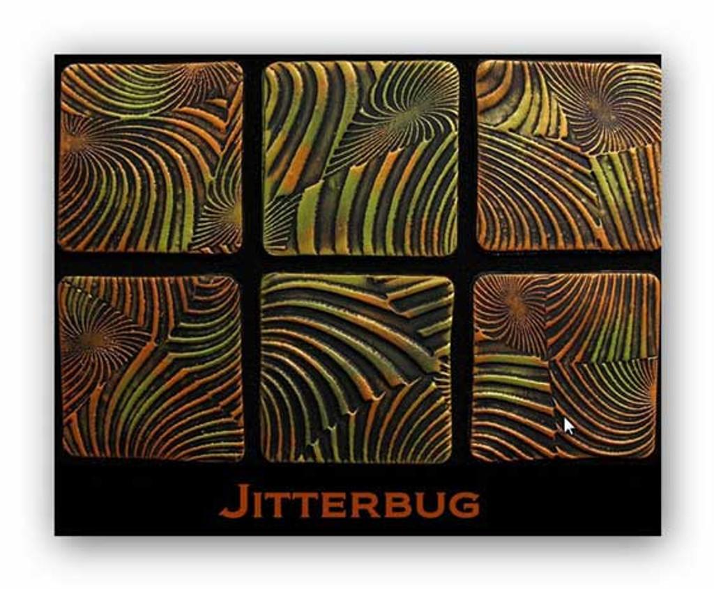 Helen Breil Stamps - Jitterbug