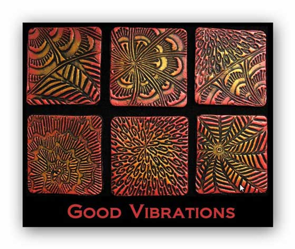 Helen Breil Stamps - Good Vibrations