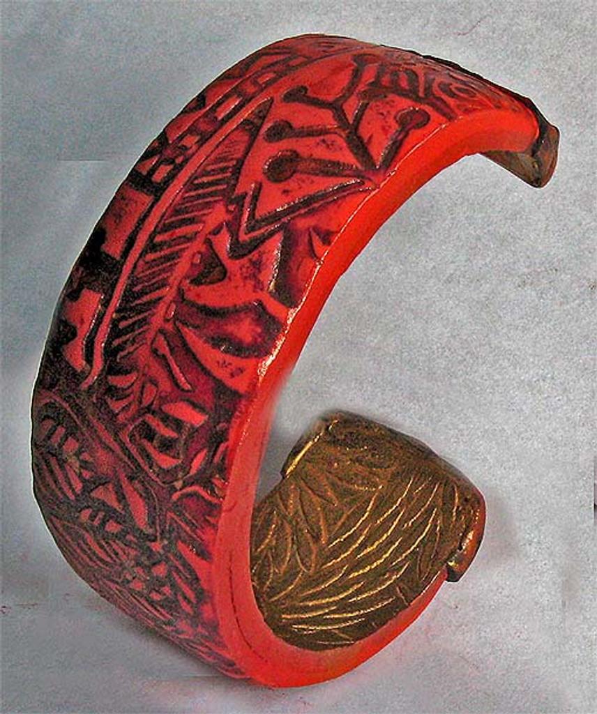 Pixie Art Stamp by Mike Breil - Magic Mushroom