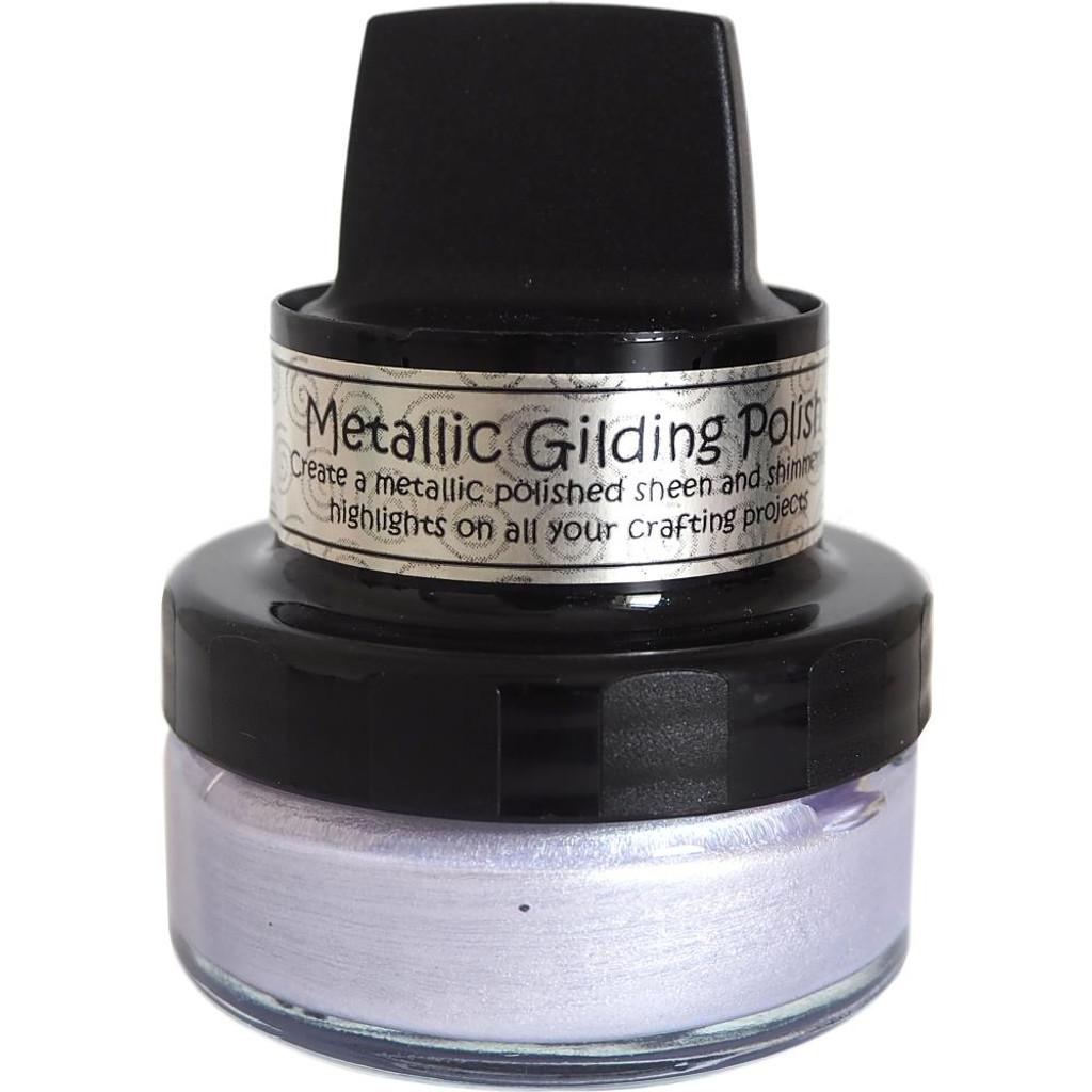 Cosmic Shimmer Metallic Gilding Polish - Heather